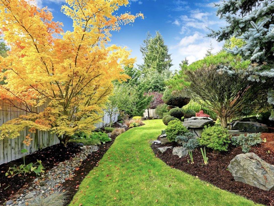 Rossillo Landscaping Lawn Care Design Hardscape Construction